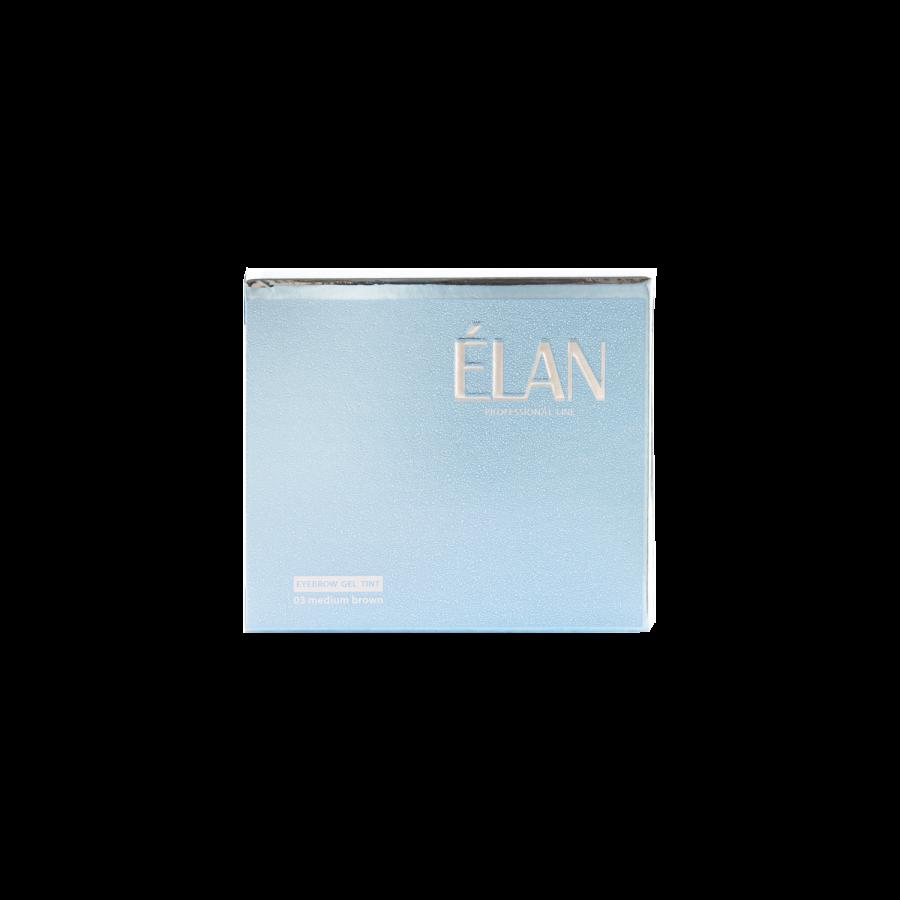 Фарба для брів ELAN відтінок 03 (Сет)