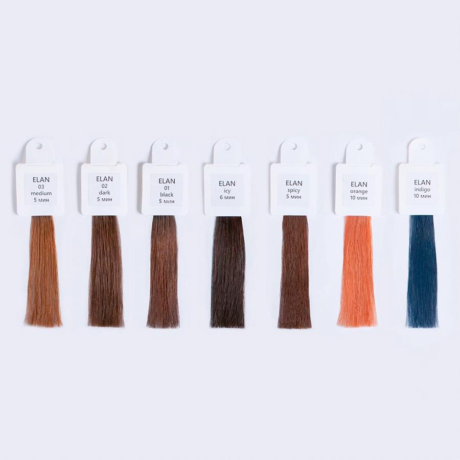 Бустер-концентрат Eyebrow Tint Colour Booster 06 INDIGO