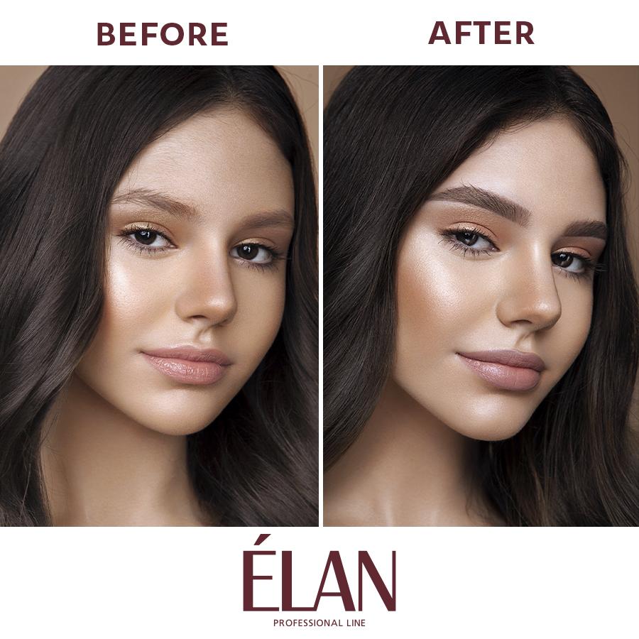 Long-lasting Eyebrow Tint Deep Brow Tint 04 ICY cold brown