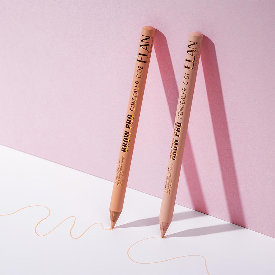 Консилер-олівець ELAN Concealer C 01 cold nude